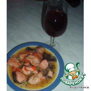 горячее праздничное блюдо из мяса рецепты с фото