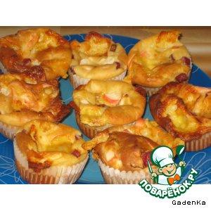 Рецепт Булочки к завтраку «Вкусные пустышки»