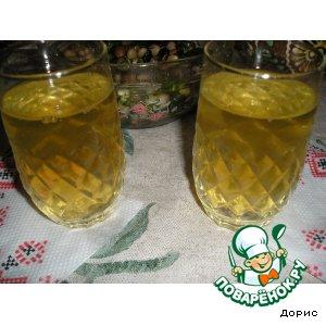 Готовим Очень витаминный напиток пошаговый рецепт с фотографиями