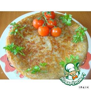 Рецепт Картофель по-крестьянски
