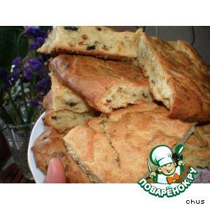 Рецепт Луковый хлеб по-итальянски