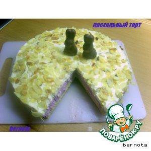 Готовим Пасхальный тортик вкусный рецепт с фотографиями