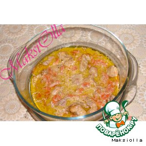 Готовим Кролик в сметане простой рецепт приготовления с фотографиями пошагово