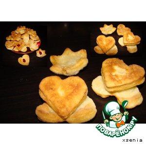 Готовим Жареное печенье рецепт с фото