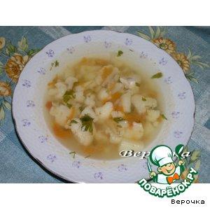 Рецепт Fat Free Soup (от Любови Толкалиной)