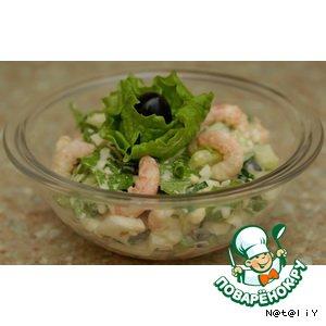 Морская нежность домашний пошаговый рецепт приготовления с фото готовим