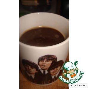 "Рецепт Кофе ""карамелька"""