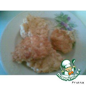 Рецепт Котлетки из куриного филе