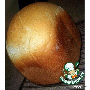 Рецепт Хлеб на кефире  (серый)