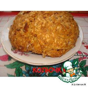 Рецепт Картофельный хлебец