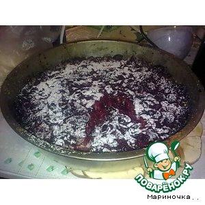 Рецепт Пирог с вишенками