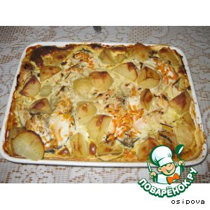 Рецепт Белорыбица