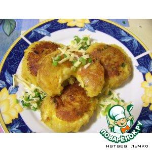 Рецепт Картофельные лепeшки из Эквадора