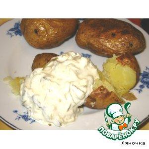 Рецепт Картофель по-скандинавски