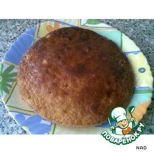 Рецепт Цитрусовый кекс