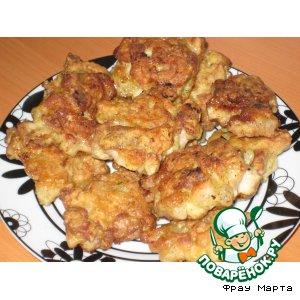 Рецепт Котлетки из рубленого мяса
