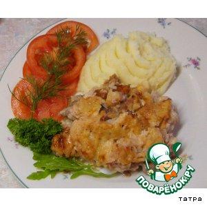 Рецепт Свинина по-сибирски