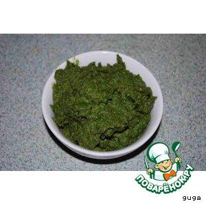 Рецепт Зеленое буйство