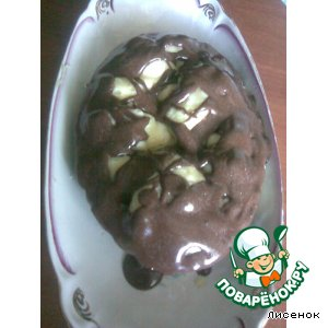 Рецепт Яичный пудинг паровой