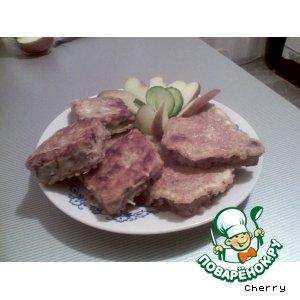 Рецепт Быстрые рыбные пирожки
