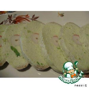 Рецепт Авокадо-творожный мусс