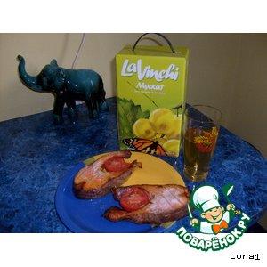 Готовим Сeмга-гриль по нашему домашний пошаговый рецепт с фото