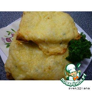 Рецепт Хаппен - ленивая пицца
