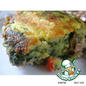 Рецепт Картофельные   крокеты   со   шпинатом