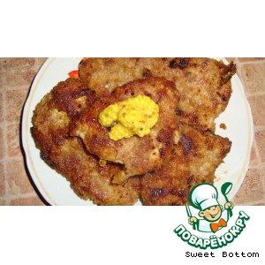 Рецепт Мясо с хрустящей корочкой