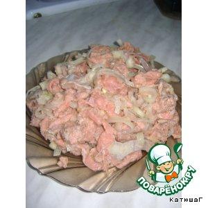 Рецепт Рыбка маринованная