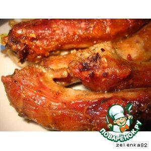 Рецепт Куриные шейки