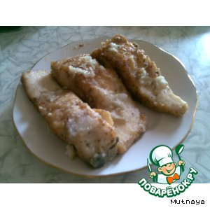 Рецепт Ароматная рыбка