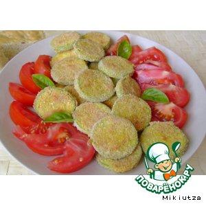Рецепт Чипсы из кабачков