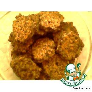 Рецепт Грибные оладушки-котлетки