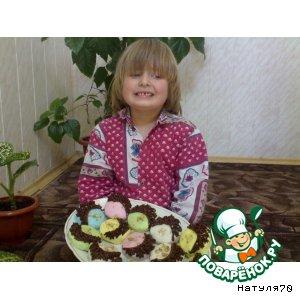 """Рецепт Печенье  """"Королевское"""" от Ярослава"""