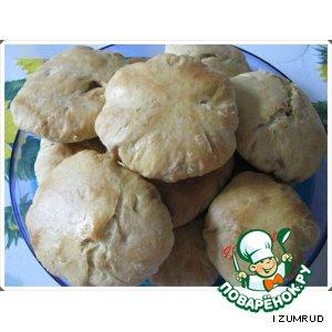 Рецепт Хачапури с фасолью-лобиани