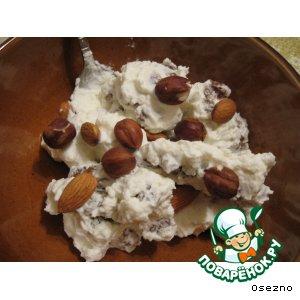 Рецепт Мороженое по-гречески