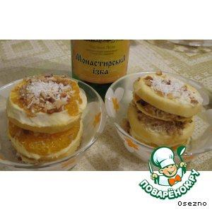 Рецепт Десерт для любимого