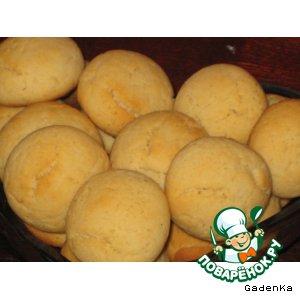 Рецепт Печенье карамельно-арахисовое