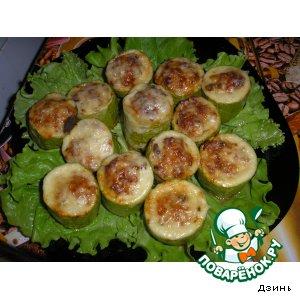 Как готовить Запеченные кабачки рецепт с фотографиями пошагово