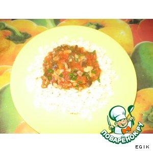 Рецепт Томатно-грибной соус