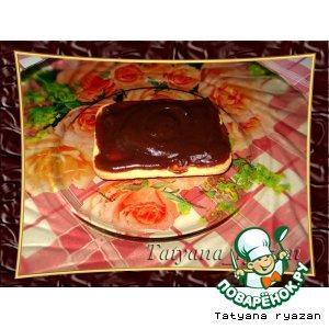Шоколадный крем пошаговый рецепт с фото