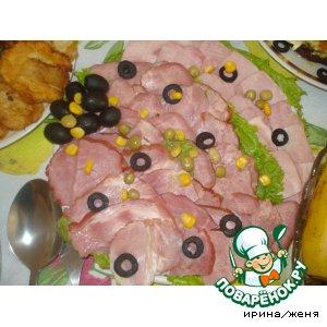 Рецепт Колбасный рай