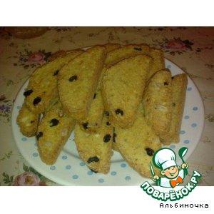 Готовим Бискотти рецепт приготовления с фото пошагово
