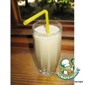 Рецепт Молочно-яблочный коктейль