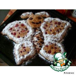рецепты пирогов простых сладких