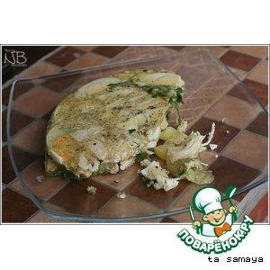 Рецепт Холодец с курицей