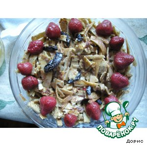 Рецепт Десертный салатик