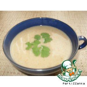 Рецепт Крем-суп с опятами