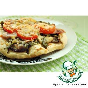 Рецепт Пиццеттки-гриль